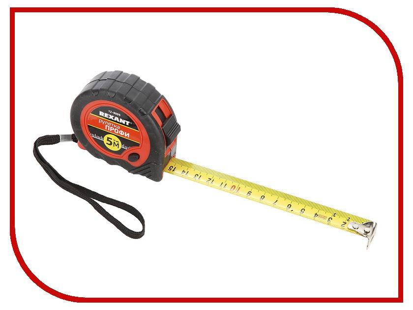 Рулетка Rexant Профи 5м 12-9005<br>