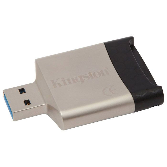 Карт-ридер Kingston MediaLite G4 FCR-MLG4