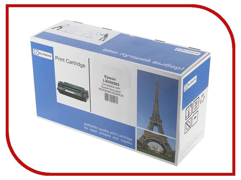Картридж Blossom BS-EPLS050583 for Epson AcuLaser M2402300/MX200/M passive intruder