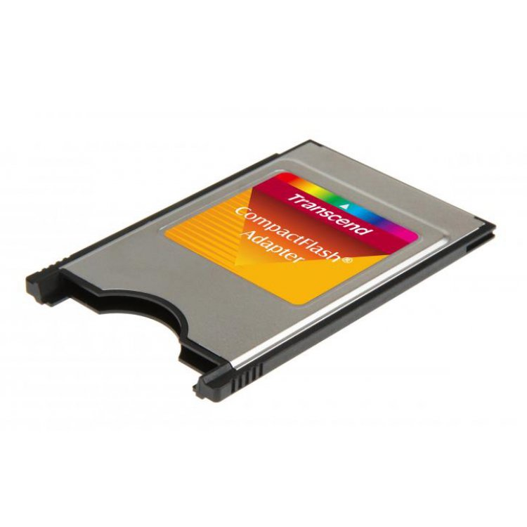 Карт-ридер Адаптер Transcend Compact Flash to PCMCIA TS0MCF2PC<br>