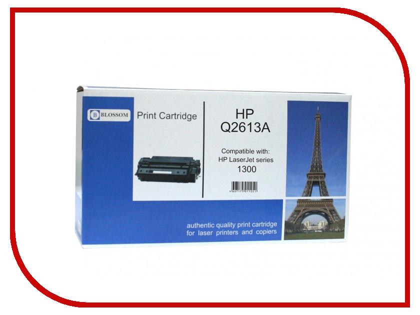 Картридж Blossom BS-HPQ2613A Black for HP LJ 1300<br>