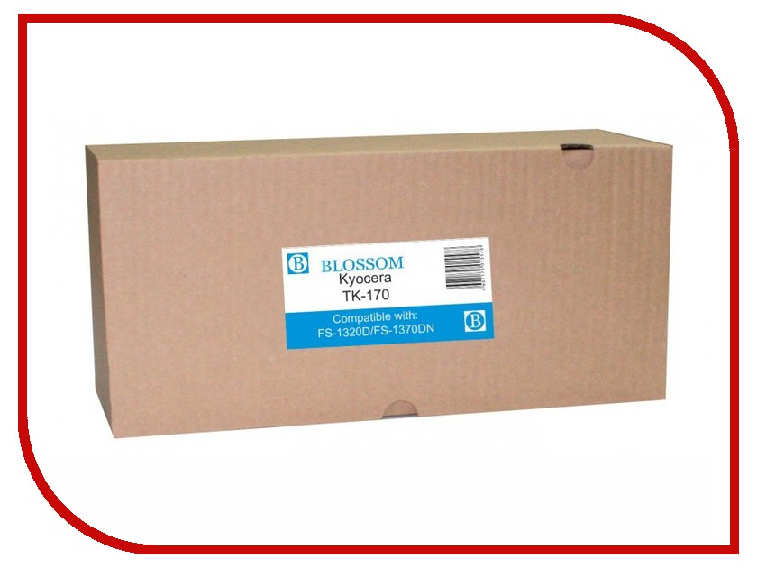 Картридж Blossom BS-TK170 Black for Kyocera Mita FS-1320D/FS-1370DN/EcoSys-P2135<br>