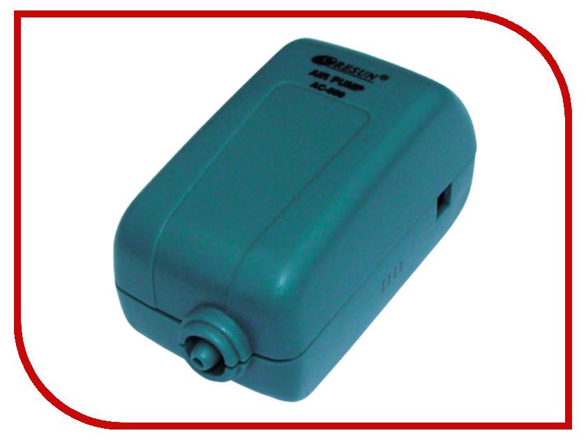 Распылитель Resun AC-500 11360 автокормушка для рыб resun af 2009d