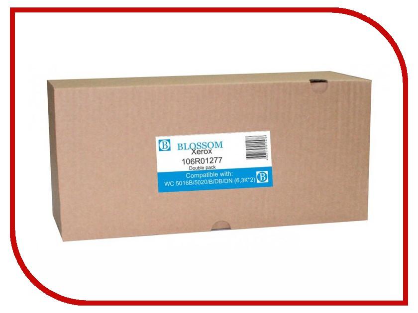Картридж Blossom BS-X106R01277 Black for Xerox WC 5016B/5020/B/DB/DN<br>