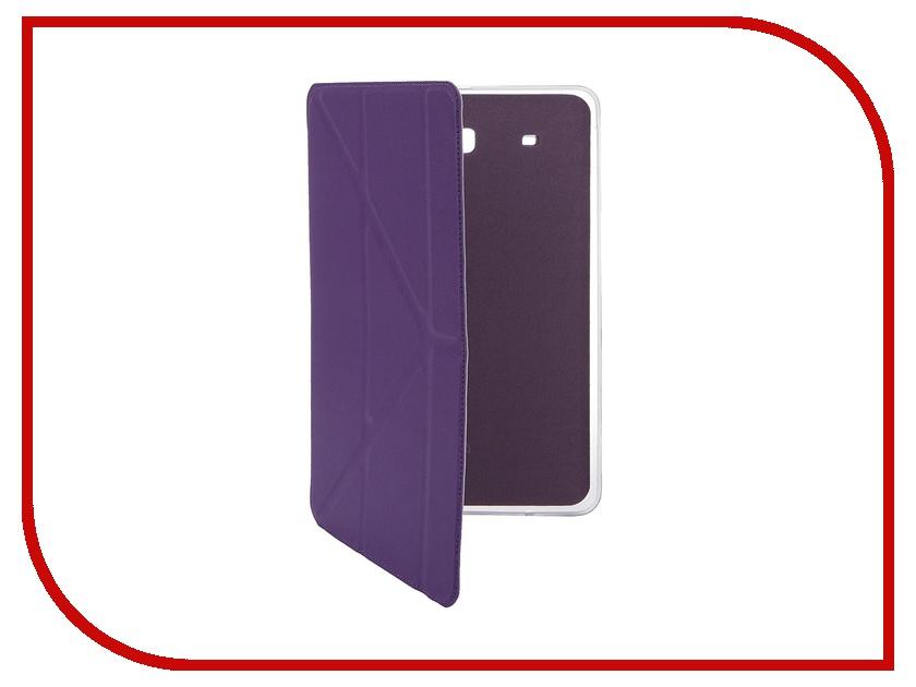 Аксессуар Чехол Samsung Tab E 9.6 SM-T560/T561N Gecko Slim Violet PAL-F-SGTABE9.6-VIO