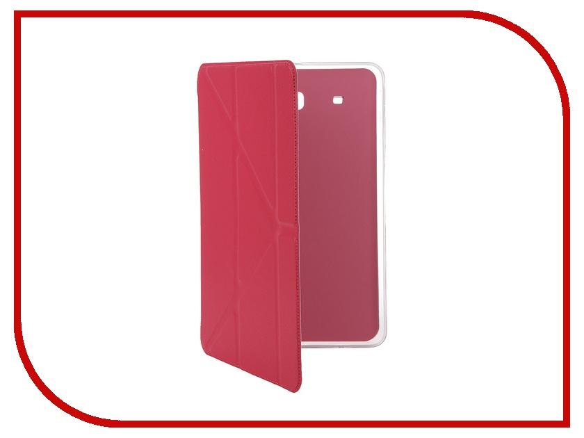 Аксессуар Чехол Gecko for Samsung Tab E 9.6 SM-T560/T561N Slim Crimson PAL-F-SGTABE9.6-CRIMSON