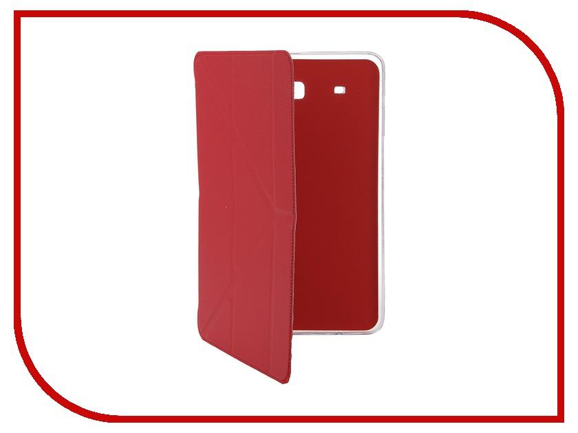 Аксессуар Чехол Samsung Tab E 9.6 SM-T560/T561N Gecko Slim Red PAL-F-SGTABE9.6-RED