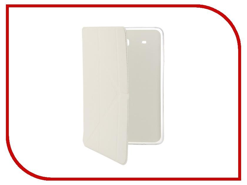 Аксессуар Чехол Samsung Tab E 9.6 SM-T560/T561N Gecko Slim White PAL-F-SGTABE9.6-WH
