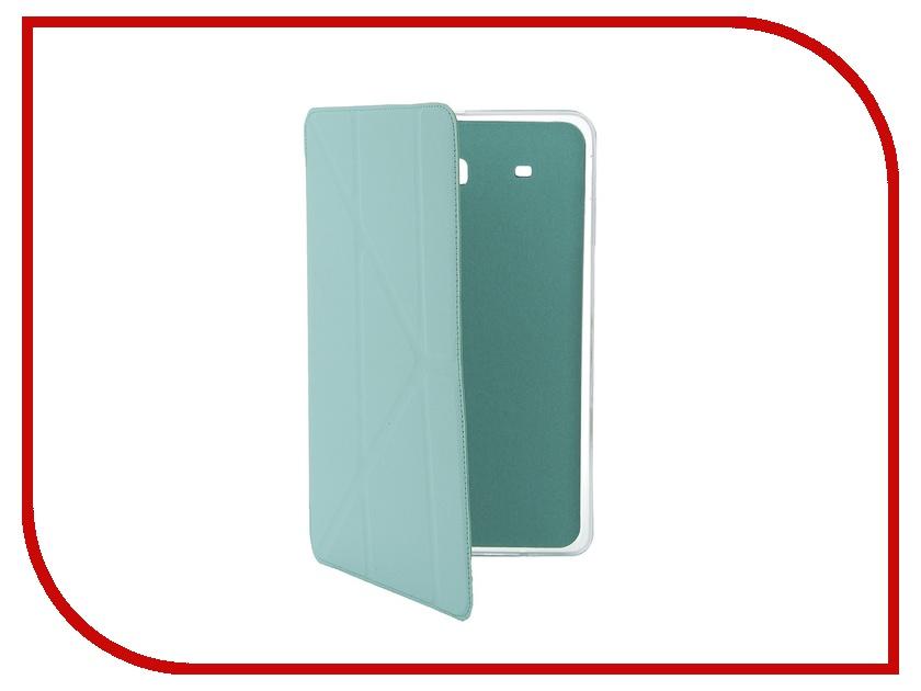 Аксессуар Чехол Samsung Tab E 9.6 SM-T560/T561N Gecko Slim Green-Blue PAL-F-SGTABE9.6-GREEN