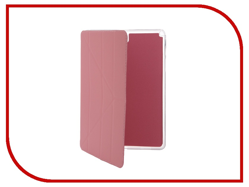 Аксессуар Чехол Gecko for Samsung Tab A 9.7 SM-T550/T555 Slim Pink PAL-F-SGTABA9.7-PINK