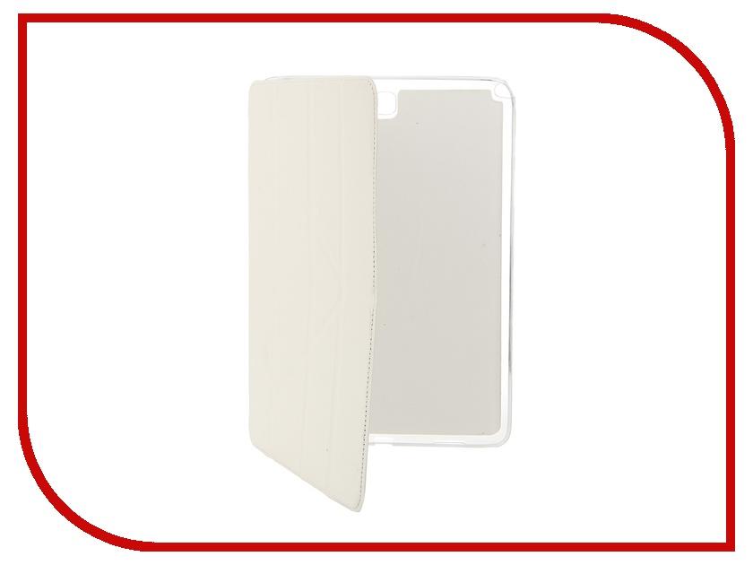 Аксессуар Чехол Samsung Tab A 9.7 SM-T550/T555 Gecko Slim White PAL-F-SGTABA9.7-WH