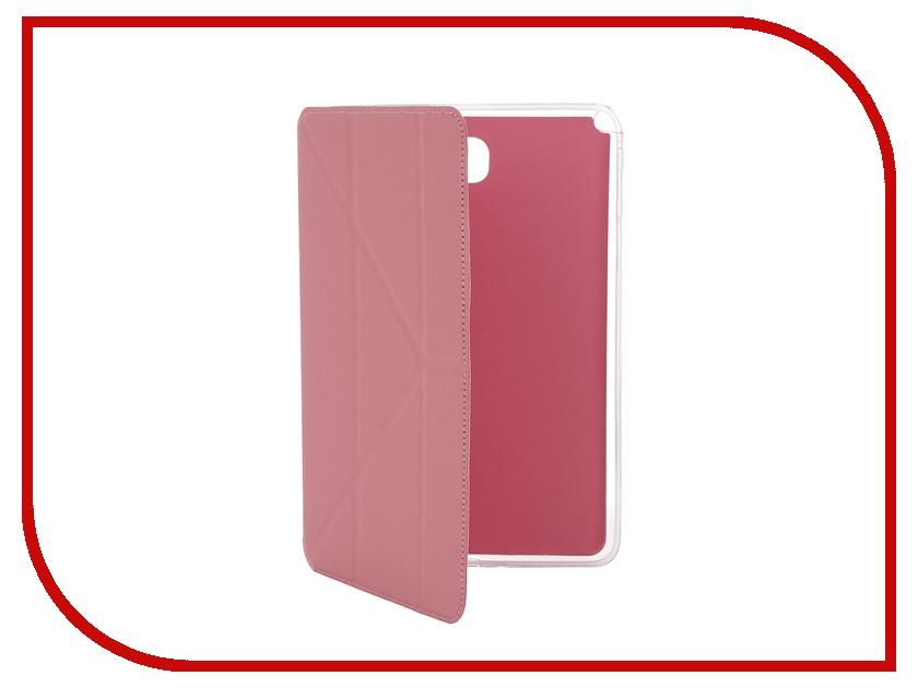 Аксессуар Чехол Samsung Tab A 8.0 SM-T350/355 Gecko Slim Pink PAL-F-SGTABA8-PINK