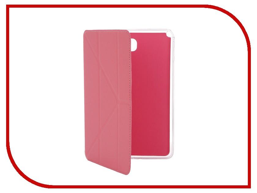 Аксессуар Чехол Samsung Tab A 8.0 SM-T350/355 Gecko Slim Crimson PAL-F-SGTABA8-CRIMSON<br>