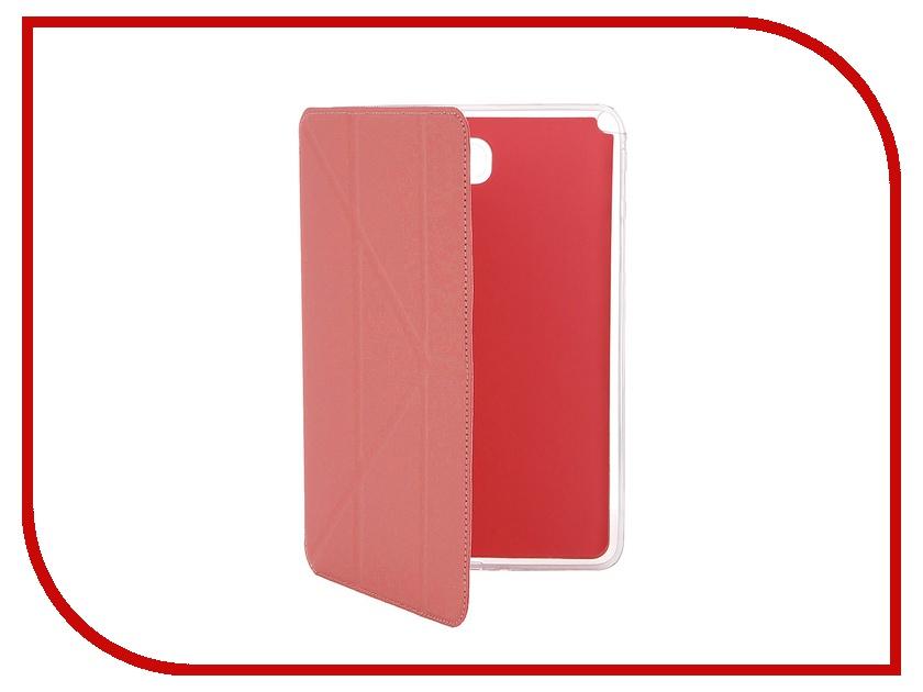 Аксессуар Чехол Samsung Tab A 8.0 SM-T350/355 Gecko Slim Red PAL-F-SGTABA8-RED