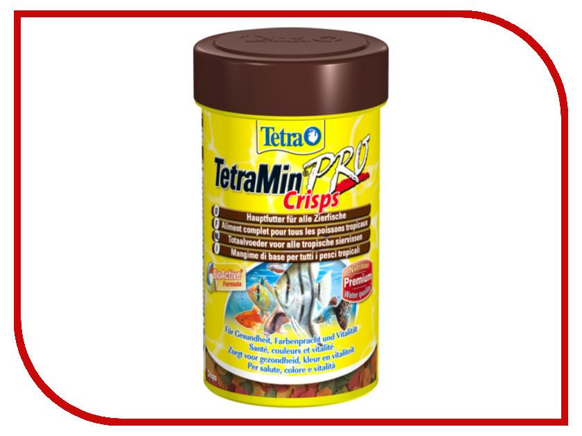 Корм Tetra TetraMin Pro Crisps 500ml всех видов тропических рыб Tet-139473 / 204478 корм tetra tetramin для всех видов тропических рыб хлопья 63 г