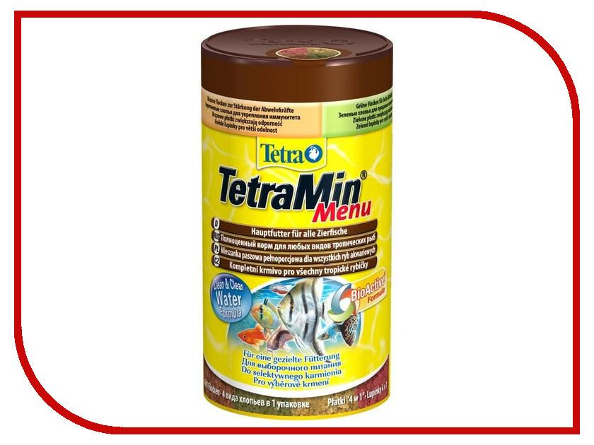 Tetra TetraMenu 250ml для любых видов рыб Tet-767393