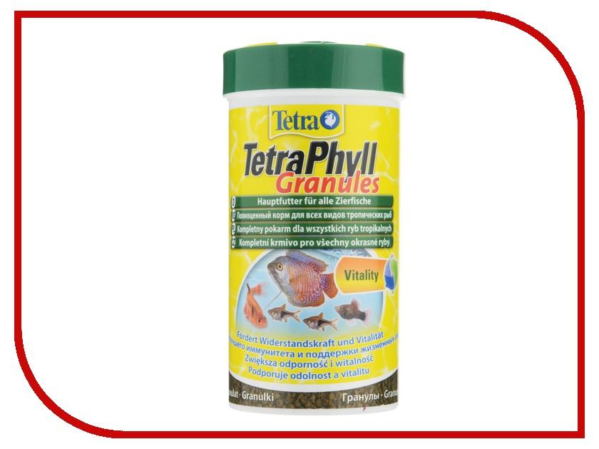 Корм Tetra TetraPhyll 250ml для травоядных рыб Tet-139893<br>