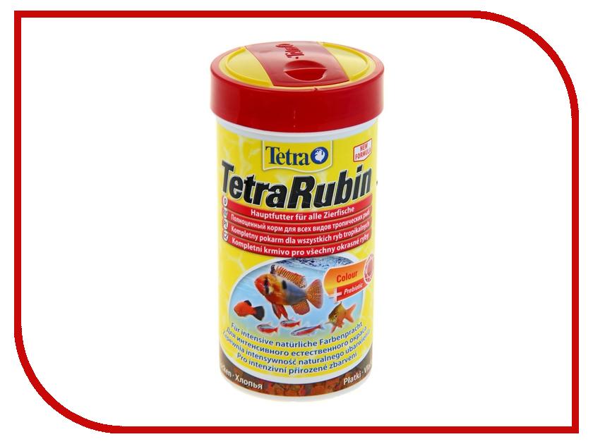 Корм Tetra TetraRubin 100ml для любых видов разноцветных рыб Tet-139831