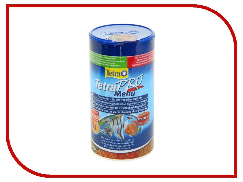 Корм Tetra TetraPro Menu Crisps 250ml для любых видов тропических рыб Tet-197077<br>