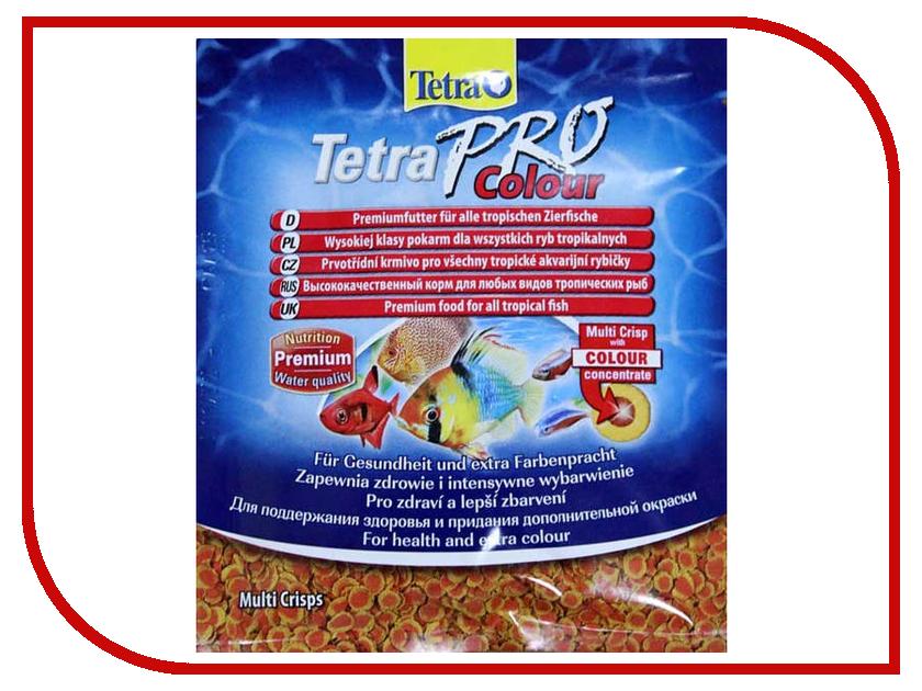 Tetra TetraPro Color 12g для любых видов разноцветных рыб Tet-149366