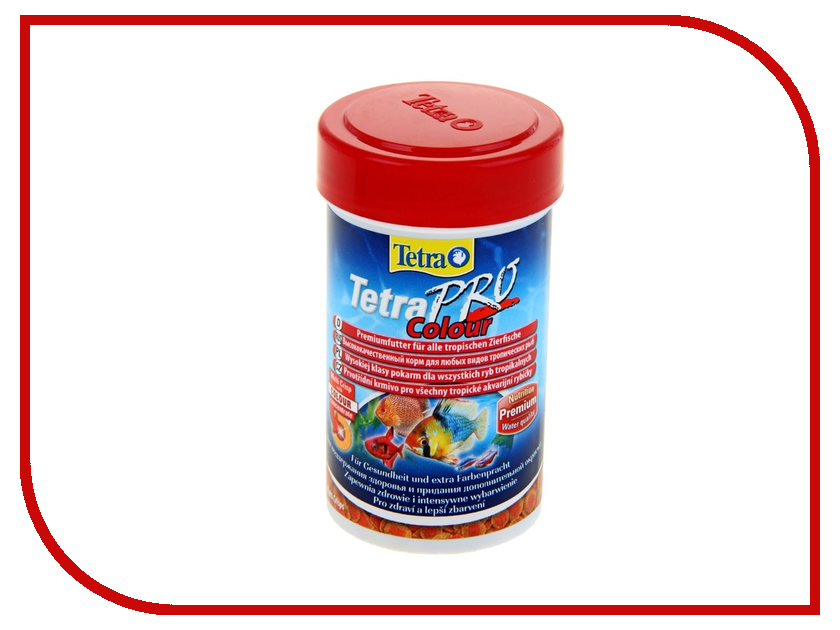 Корм Tetra TetraPro Color Crisps 100ml Tet-140646<br>