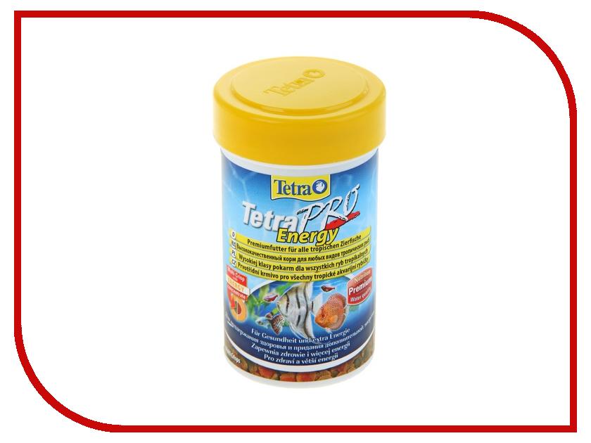 Tetra TetraPro Energy 100ml для любых видов тропических рыб Tet-141711
