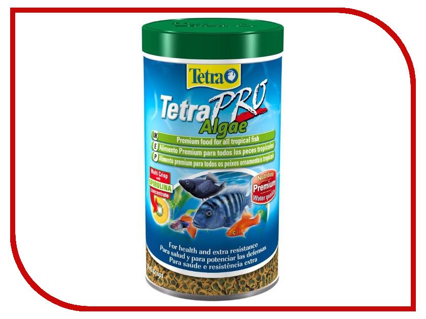 Корм Tetra TetraPro Algae 250ml для растительноядных рыб Tet-139121 корм tetra tetramin xl flakes complete food for larger tropical fish крупные хлопья для больших тропических рыб 10л 769946