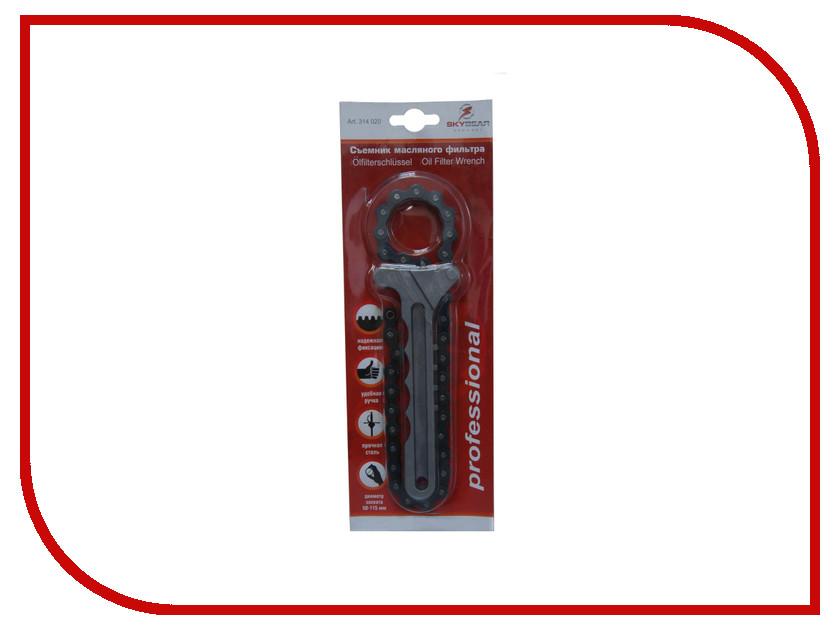 Инструмент Skybear 314020 - съемник масляного фильтра<br>