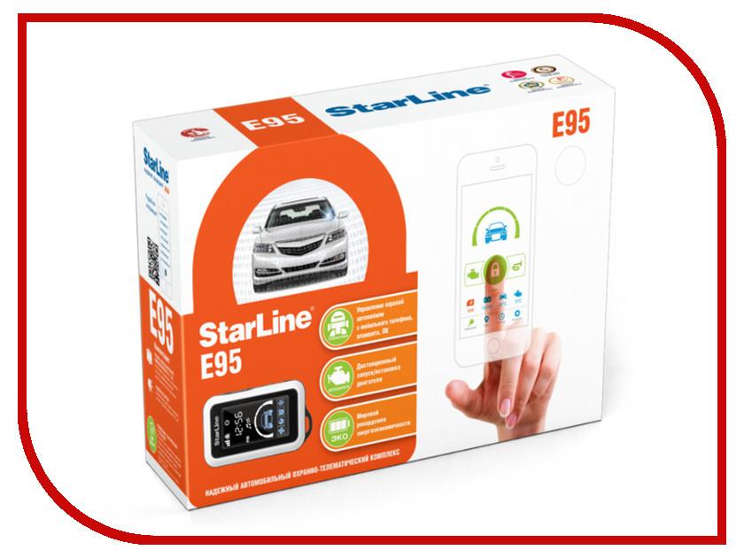 Сигнализация StarLine E95 2 Can