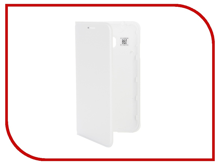 Аксессуар Чехол Samsung SM-J105 Galaxy J1 mini Flip Cover White EF-FJ105PWEGRU<br>