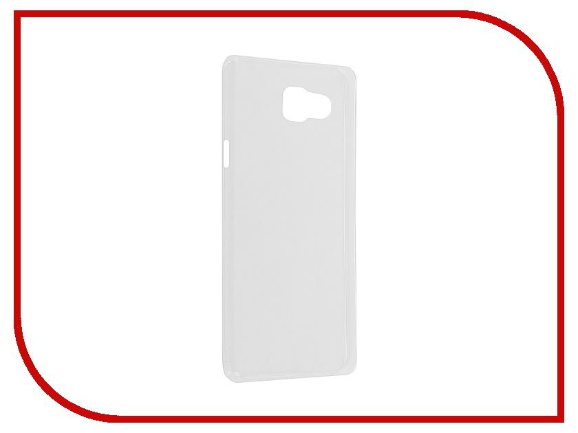 Аксессуар Чехол-накладка Samsung Galaxy A5 2016 DF sCase-12