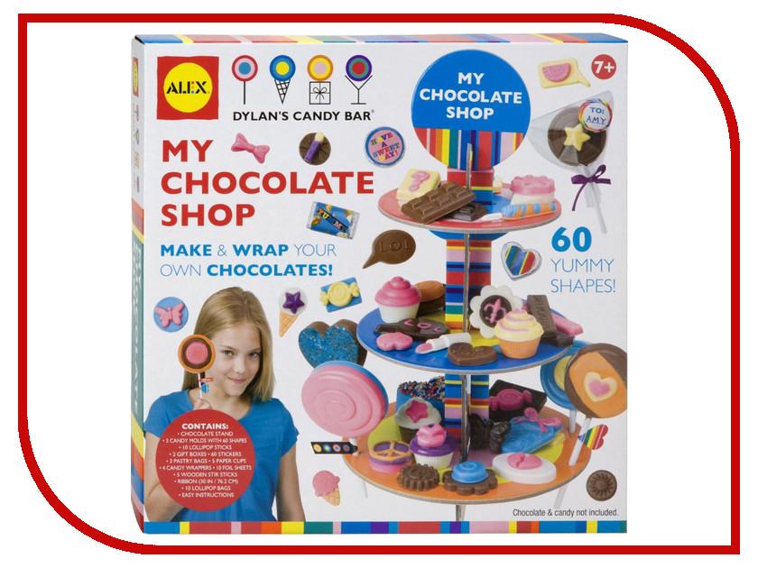 Игра Alex Мой шоколадный магазин 78D<br>