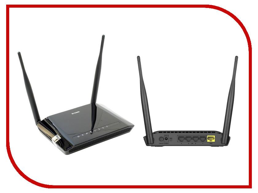Wi-Fi роутер D-Link DIR-615S / A1A