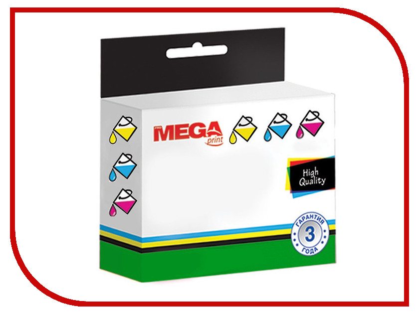 Картридж ProMega Print 129 C9364HE для HP Deskjet 5943/6943/6983/D4163/Officejet H470/b/wbt/6313/K7103/Photosmart 1000/1100/1115/1215/1218/1315/2573/C4183/D5063/D5163<br>