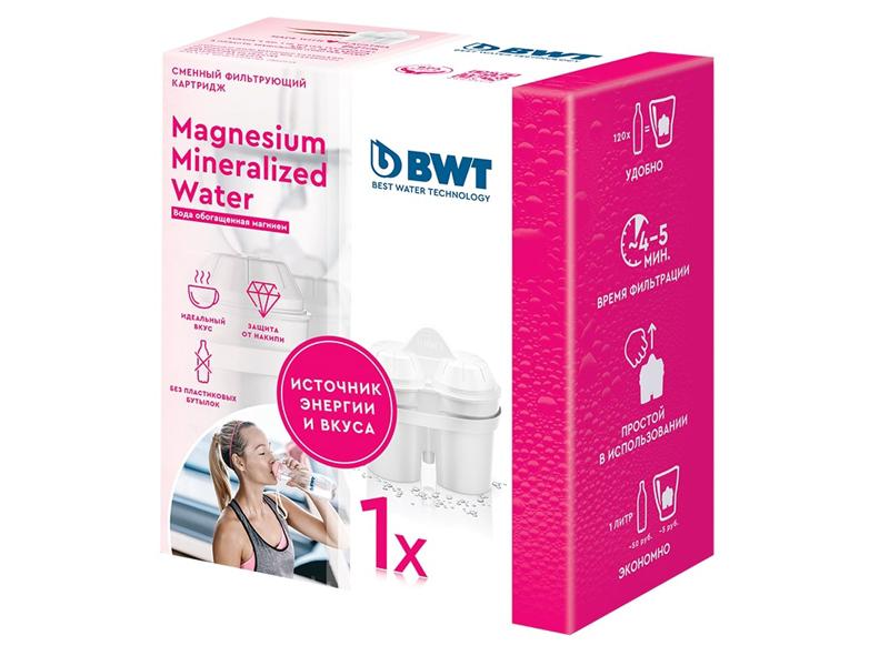 Картридж BWT Обогащение магнием
