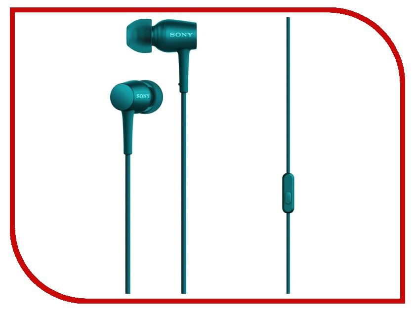Гарнитура Sony MDR-EX750AP Blue<br>