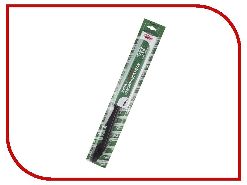 Щетки стеклоочистителя VK TECHNOLOGY Green Line VT 05618