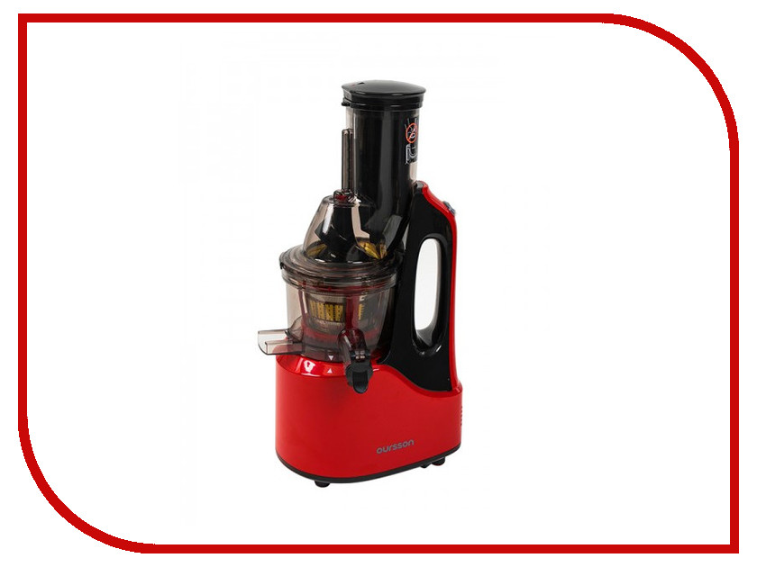 Соковыжималка Oursson JM7002/RD сумка red v red v re025bwyps28