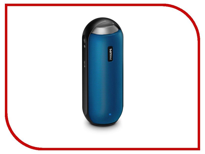 Колонка Philips BT6000A/12 Blue philips bt6000b 12