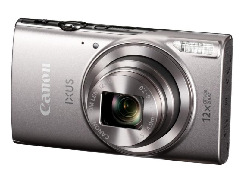 Фотоаппарат Canon IXUS 285 HS Silver цена и фото