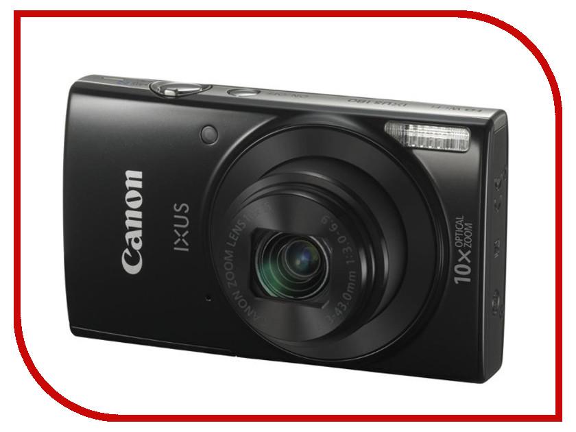 Фотоаппарат Canon IXUS 180 Black<br>