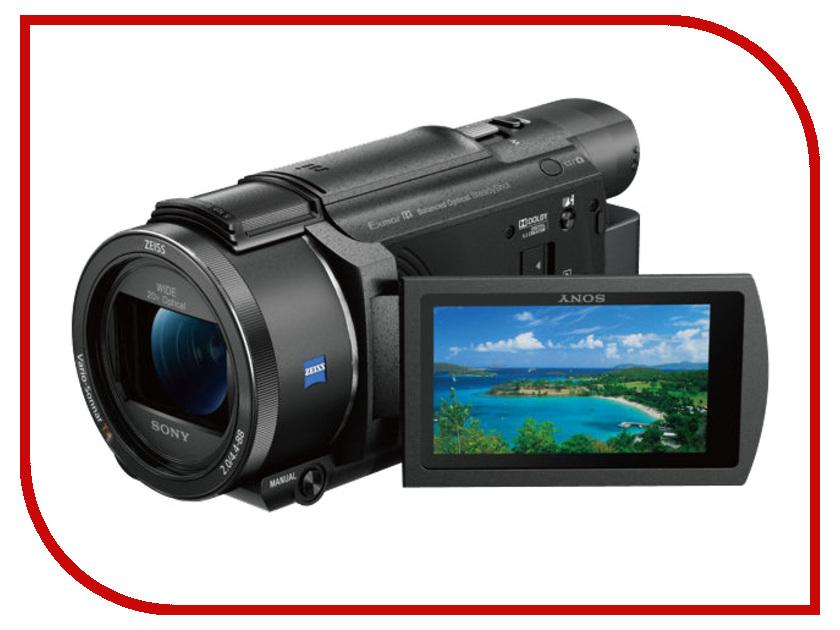 Видеокамера Sony FDR-AX53 видеокамера sony fdr ax33b