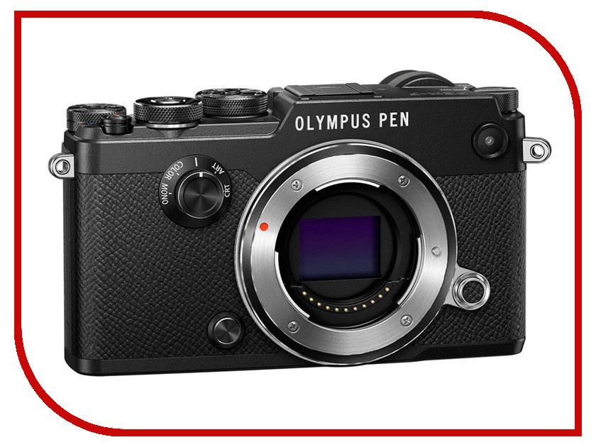 Фотоаппарат Olympus PEN-F Body Black<br>