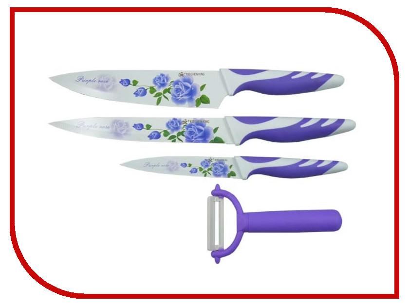 Набор ножей Marmiton 17033 Violet