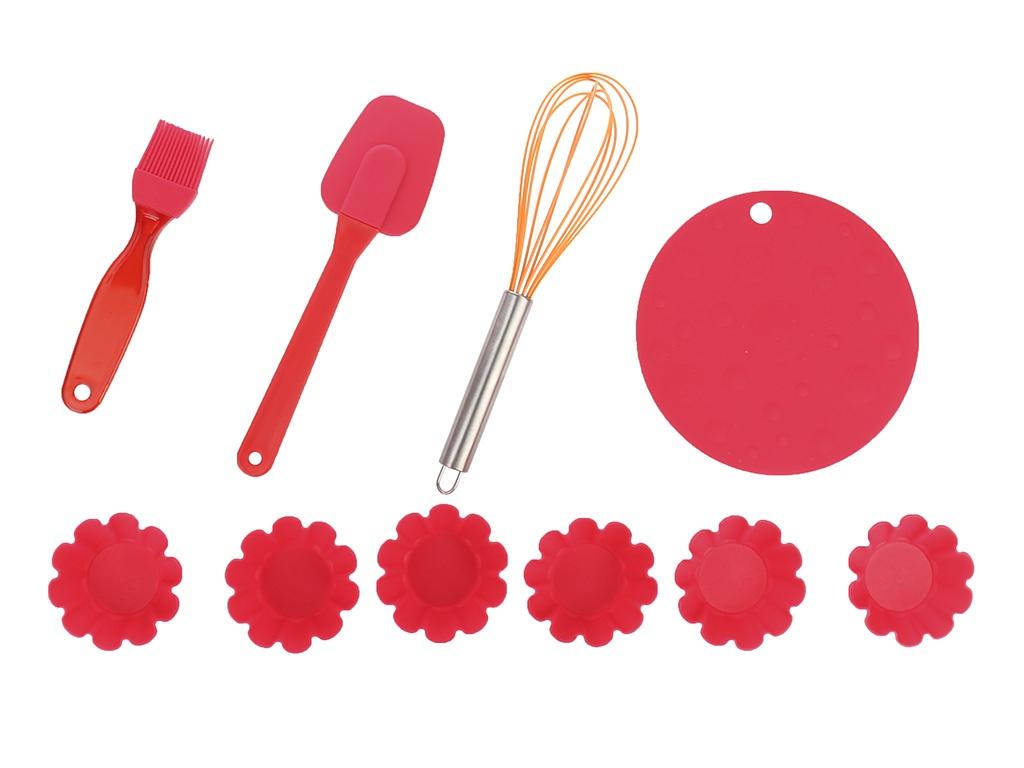 Набор для выпечки Marmiton 11164 формы для выпечки одноразовые marmiton фигурные 50 шт