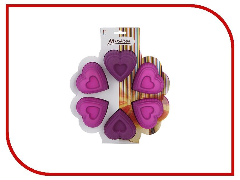 Кухонная принадлежность Marmiton Сердце - форма для выпечки 16027<br>