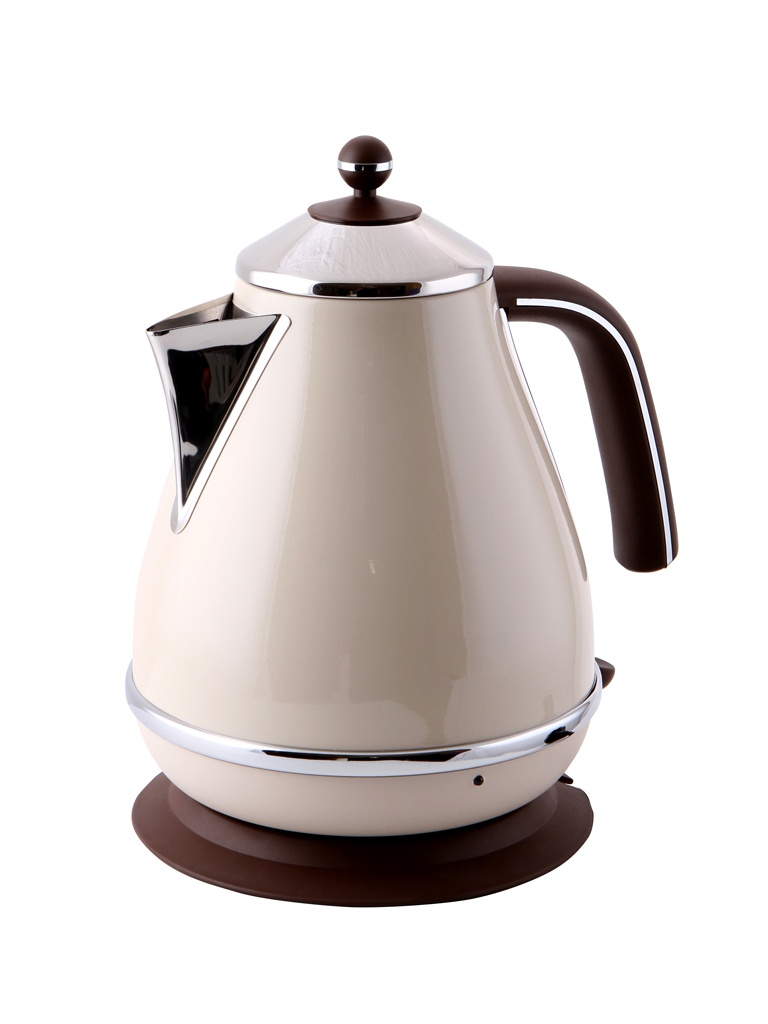 Чайник DeLonghi KBOV-2001 Beige чайник delonghi kbov 2001 bk