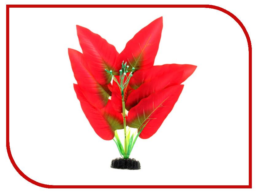 МЕДОСА Криптокорина - шелковое растение 50 см Red-Green YM-08/09/10<br>