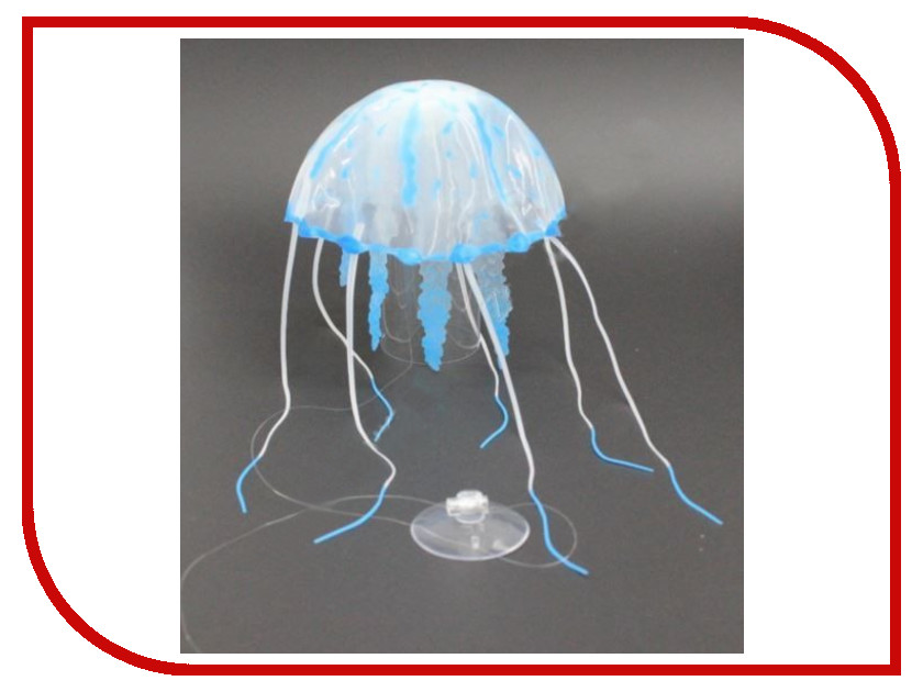 Аксессуар МЕДОСА Медуза 10 см Blue YM-1501L