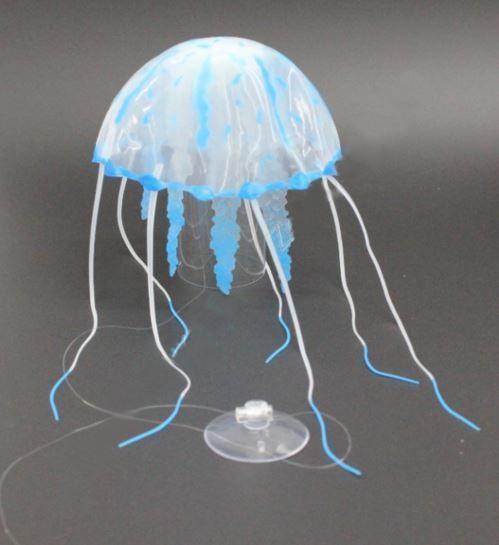 Аксессуар МЕДОСА Медуза 10 см YM-1501L Blue